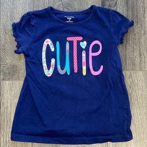 """Cutie"" Falls Creek T-Shirt"